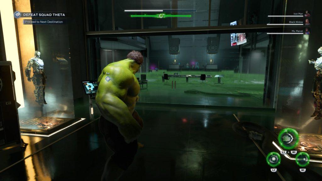 Luoghi della Marvel's Avengers Bad Blood Chest
