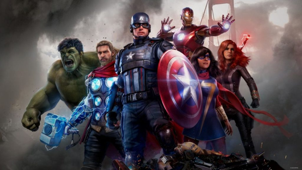 Marvel's Avengers I Want to Be An Avenger Soluzione