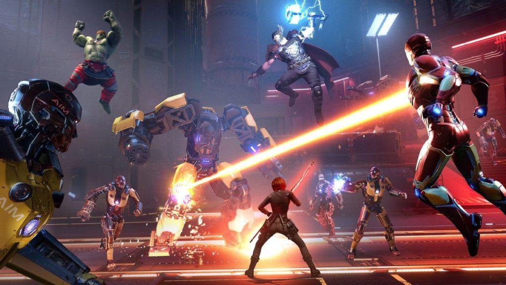 La beta di Marvel's Avengers era la beta più scaricata nella storia di PS4
