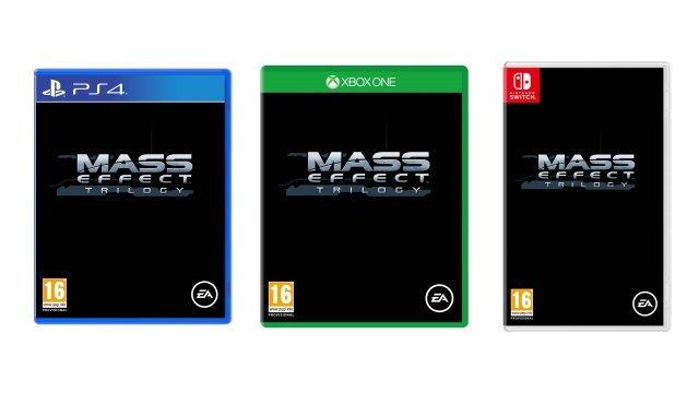 Mass Effect Trilogy Remastered è trapelato, la versione Switch potrebbe essere più economica