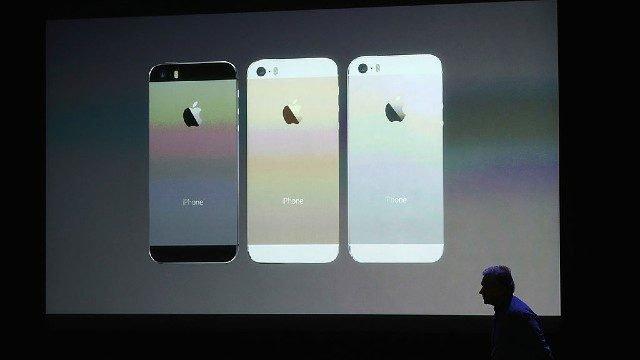 iPhone 5S svelato nel 2013