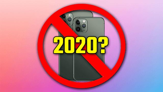 Nessun nuovo iPhone 2020?   Perché Apple non ha annunciato iPhone 12?