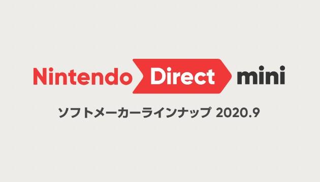 Nintendo Direct Mini avrà luogo domani