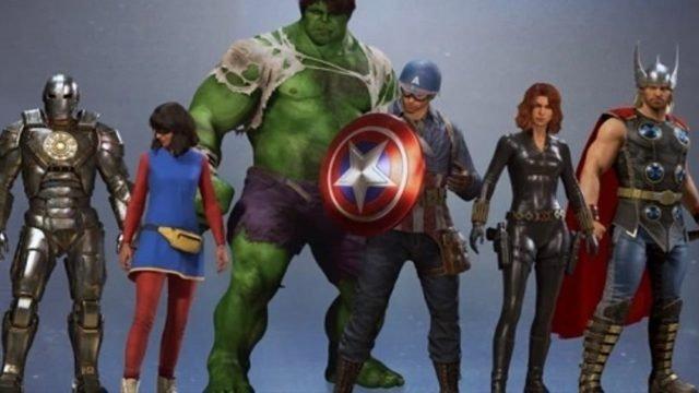 Il mercato di Marvel's Avengers ripristina il tempo