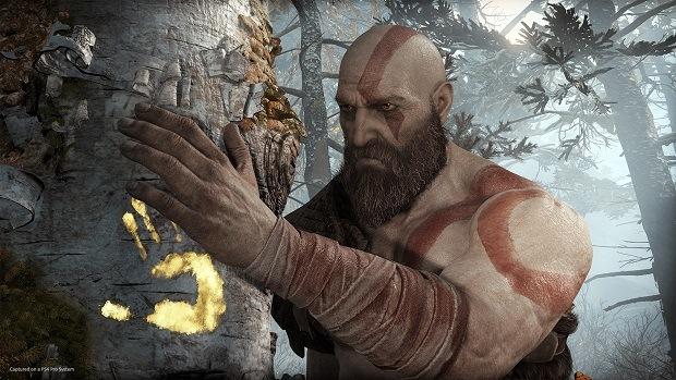 God of War 2018 sequel PS5, God of War PS4
