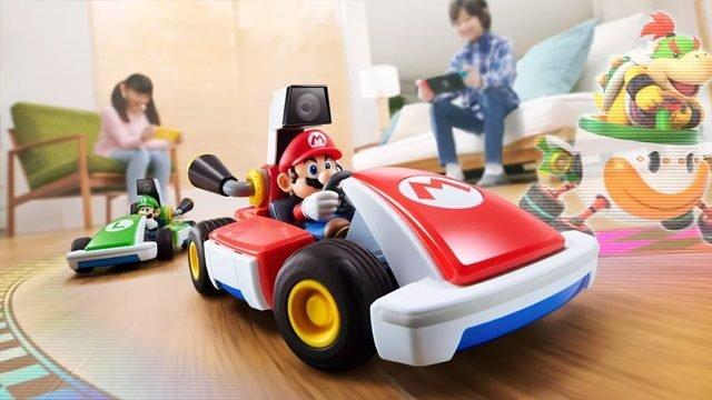 Mario Kart Live multiplayer
