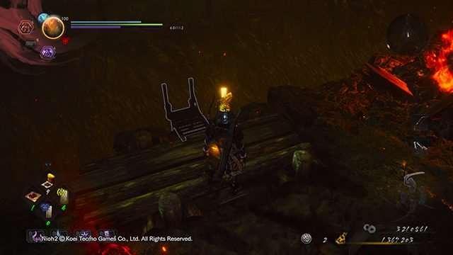 Nioh 2 Darkness in the Capital Kodama Locations   The Blighted Gate