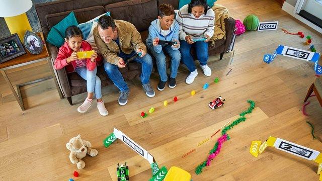Mario Kart Live funziona sui tappeti