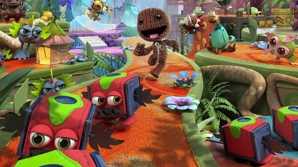 """PS5 carica Sackboy: una grande avventura a livelli """"in pochi secondi"""""""