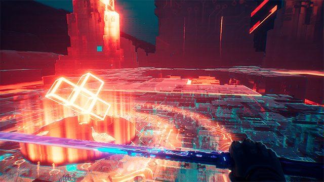 Soluzione puzzle Ghostrunner Tetris