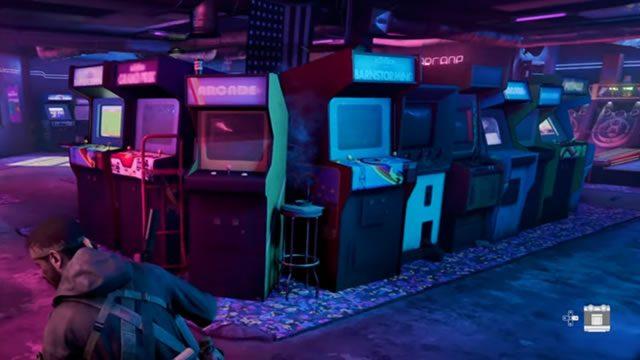 Dove trovare macchine arcade in Black Ops Cold War
