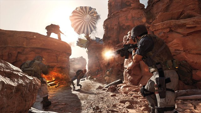 Call of Duty Black Ops: Cold War è a schermo diviso?