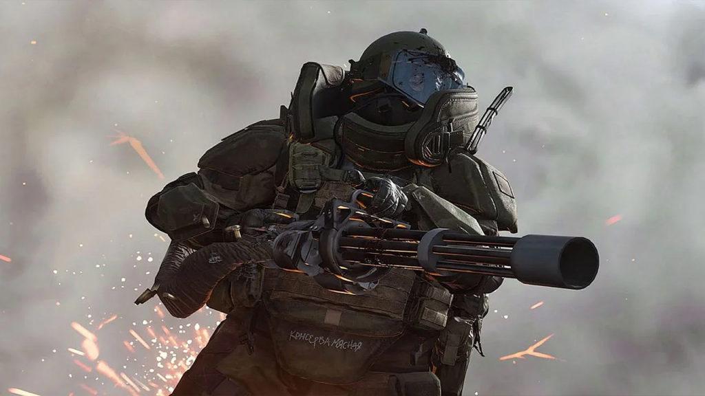 No, Call Of Duty: Warzone non riceverà una nuova armatura per casco