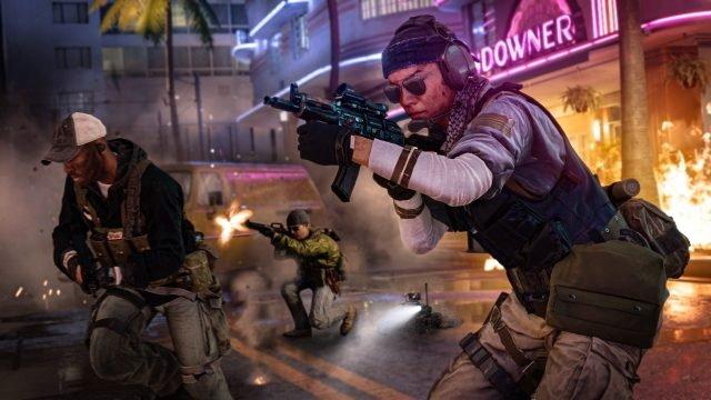 Black Ops Cold War è schermo diviso?