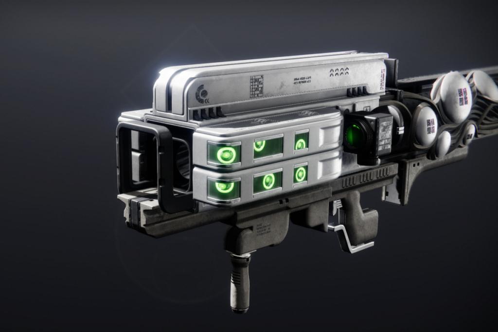 Destiny 2 Beyond Light Eyes of Tomorrow Exotic Rocket Launcher