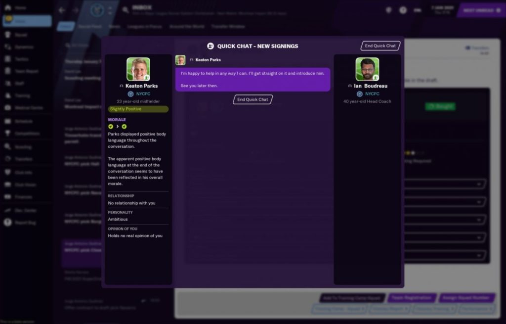 Football Manager 2021 Best Coaches