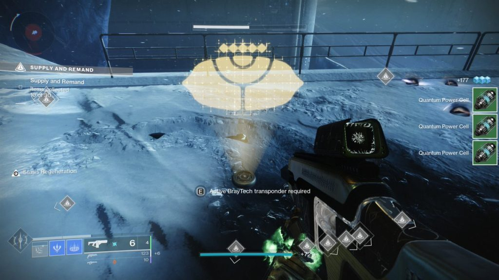Destiny 2 Beyond Light Braytech Transponder