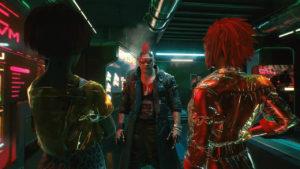 """Il filmato di gioco di Cyberpunk 2077 PS4 e PS5 """"Coming"""" Next"""