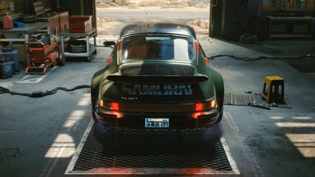Il nuovo Cyberpunk 2077 Driving Mod porta la guida in stile Forza al gioco