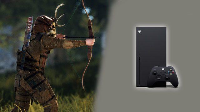 Ruggine Xbox Series XS