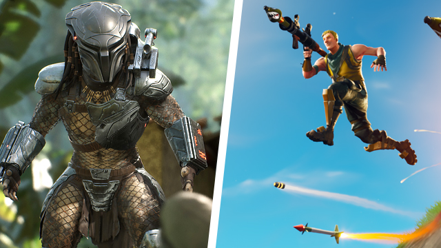 Skin Fortnite Predator presa in giro da Epic Games