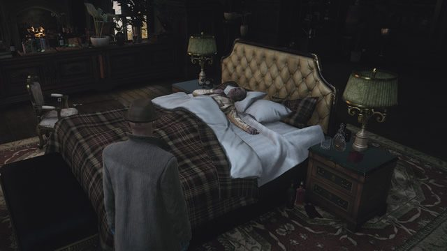 Hitman 3 Murder Mystery clues - La camera da letto di Zachary