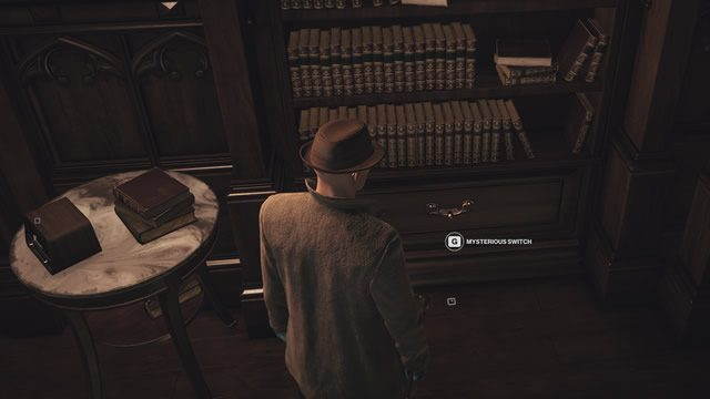 Hitman 3 Murder Mystery clues - Mysterious switch