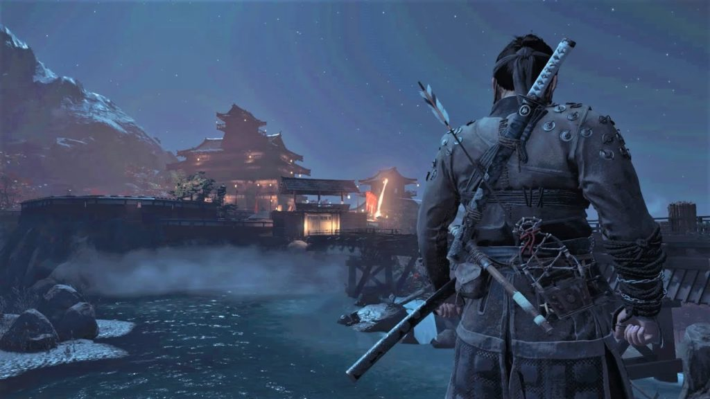Ghost of Tsushima From the Darkness Soluzione
