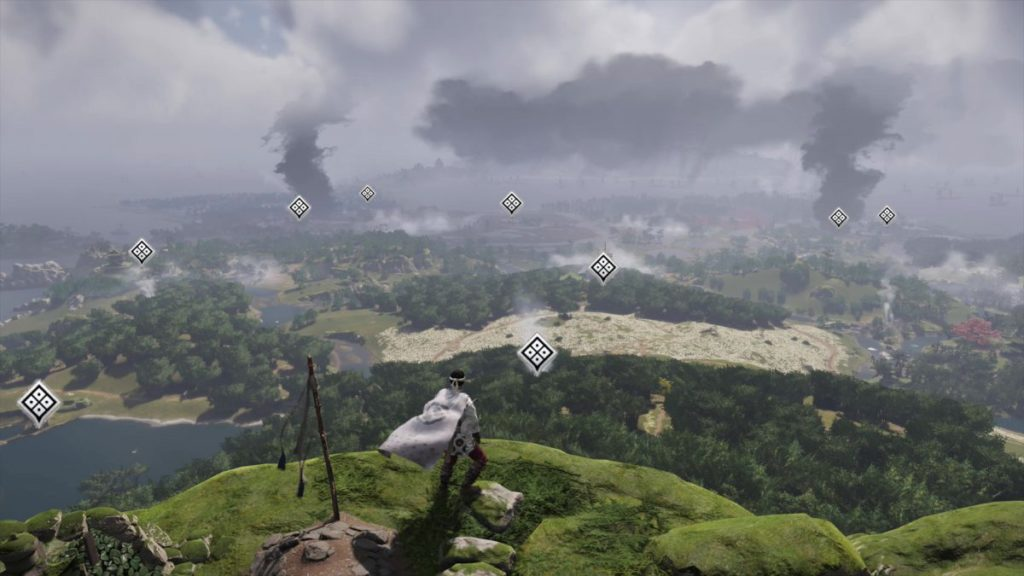 Ghost of Tsushima Izuhara Side Quests Guide