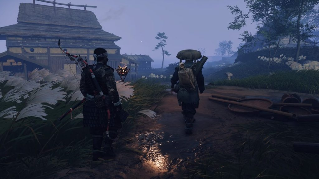 Ghost of Tsushima Kamiagata Side Quests Guide