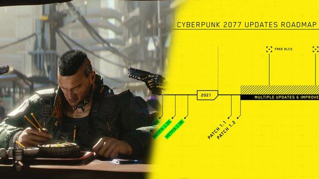 Il DLC a pagamento di Cyberpunk 2077 potrebbe essere ritardato almeno fino al 2022