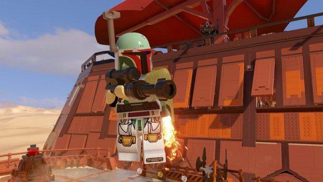 lego star wars skywalker saga ps5 xbox series x miglioramenti mancante aggiornamento