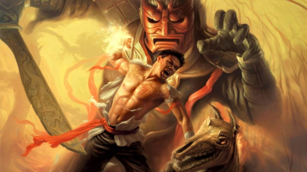 Lo sviluppatore di BioWare mostra la concept art di Jade Empire 2 dal gioco annullato