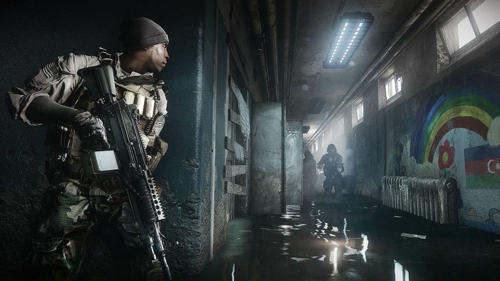 Si dice che Battlefield 6 sia cross-gen