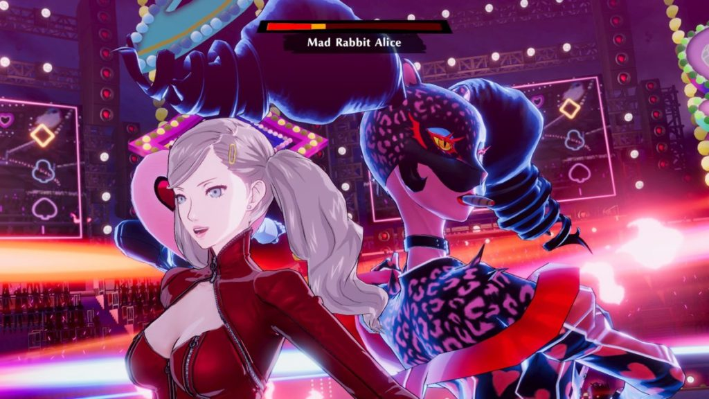 Persona 5 Strikers Leveling Guide