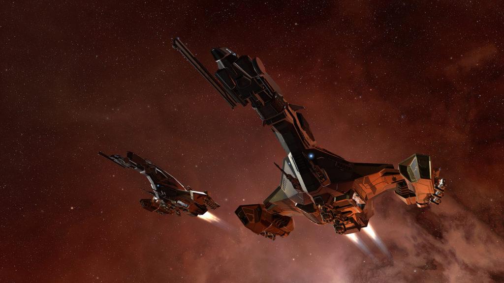 """CCP annuncia """"Immagini stellari, gameplay orientato all'azione"""" per il nuovo gioco sparatutto basato su EVE"""