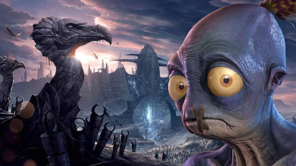 Oddworld Soulstorm The Ruins Secret Area Locations Guide