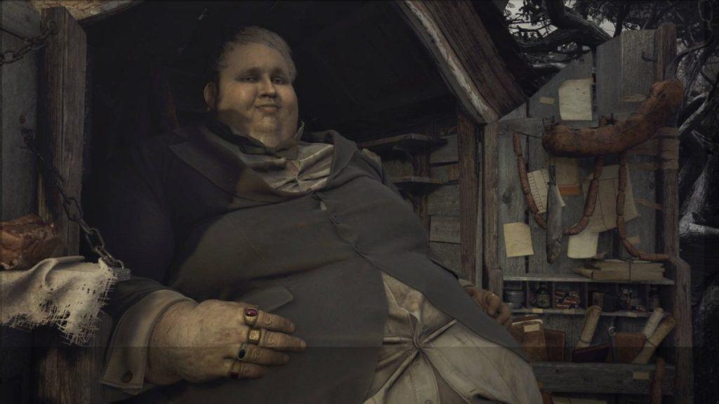 Resident Evil Village Cooking
