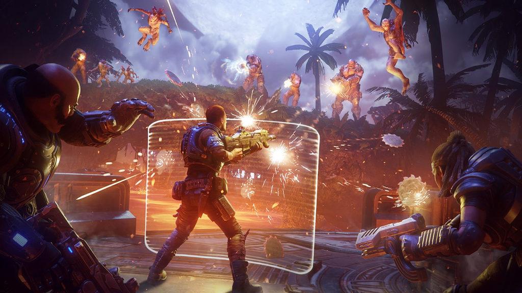 """La coalizione passa a Unreal Engine 6 per Gears 6 e """"Molteplici nuovi progetti"""""""