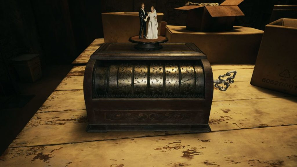 Resident Evil Village House Beneviento Puzzles
