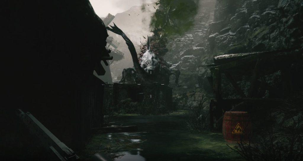 Resident Evil Village Moreau Boss