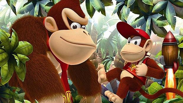 Si dice che i nuovi giochi di Donkey Kong verranno sviluppati internamente