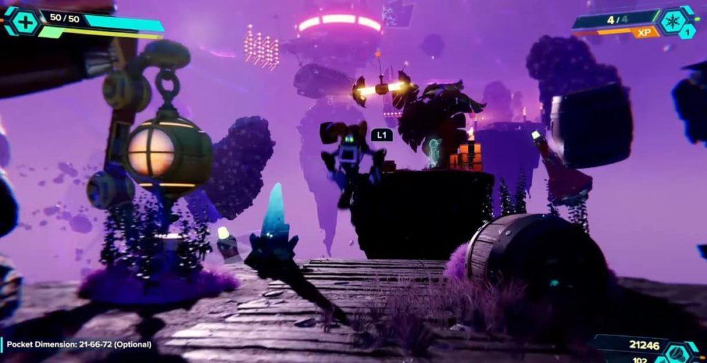 Ratchet & Clank: Rift Apart Ardolis Collectibles Locations