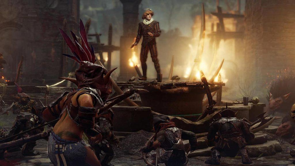 Baldur's Gate 3 possibilità su cui si sta lavorando per compiacere i fan di Divinity