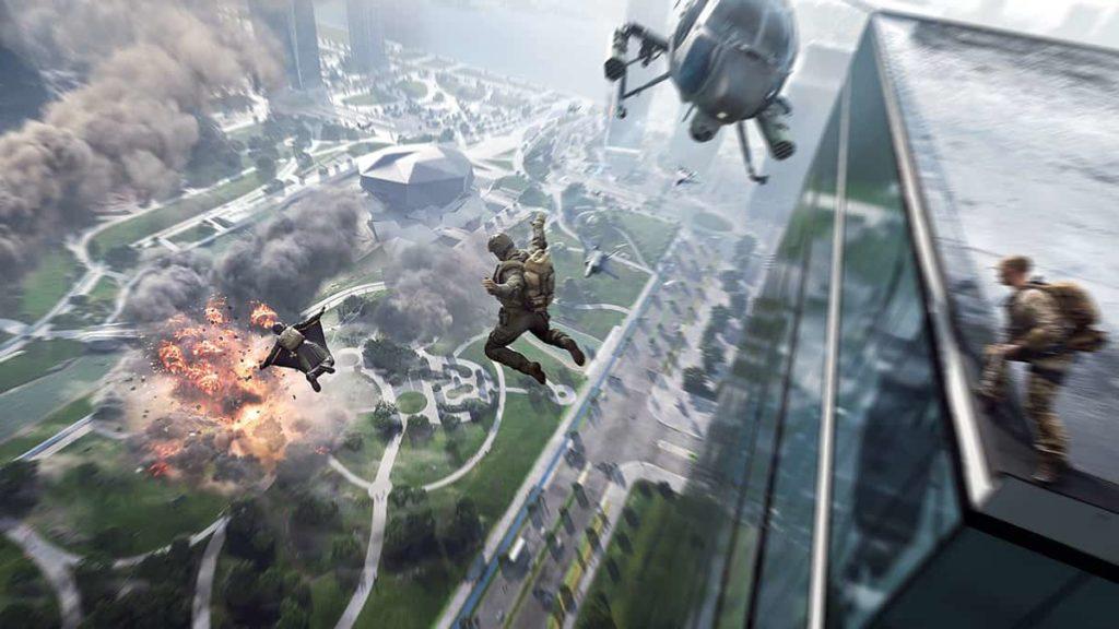 Battlefield 2042 La modalità Battle Royale arriva nel 2022, afferma un leaker