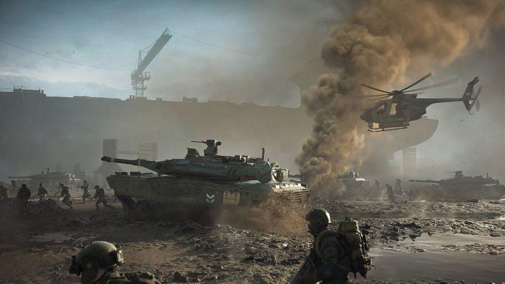 Ci sarà una modalità Battle Royale di Battlefield 2042?