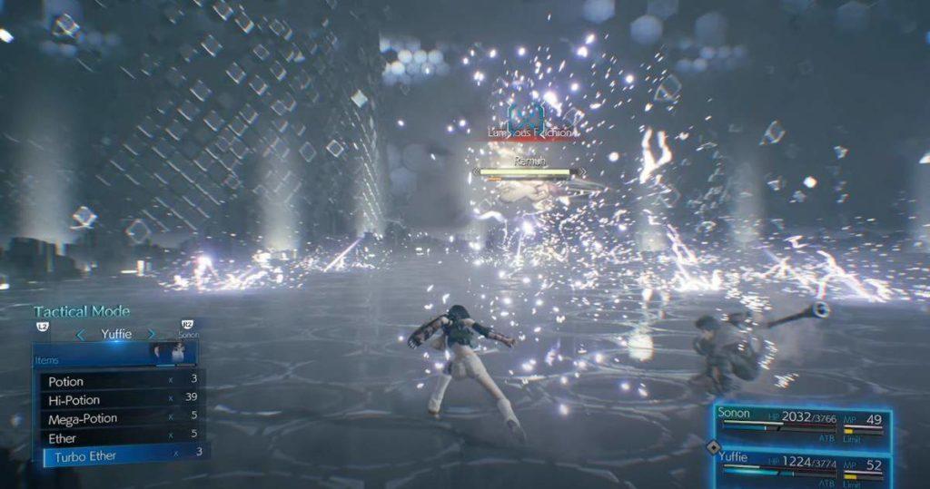 Final Fantasy 7 Remake Intergrade Guida al boss di Ramuh