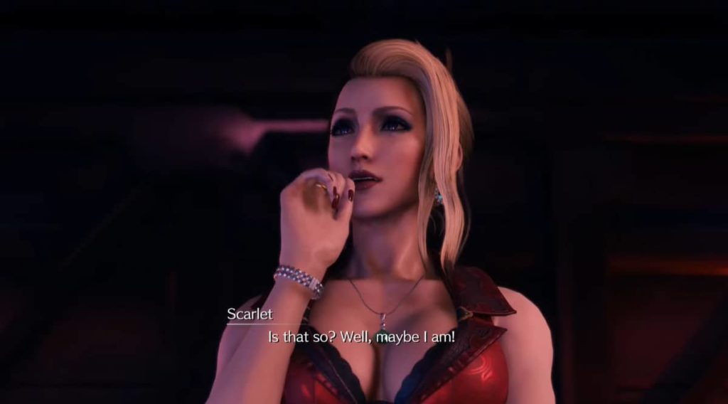 Guida al Boss Scarlet Intergrade di Final Fantasy 7 Remake