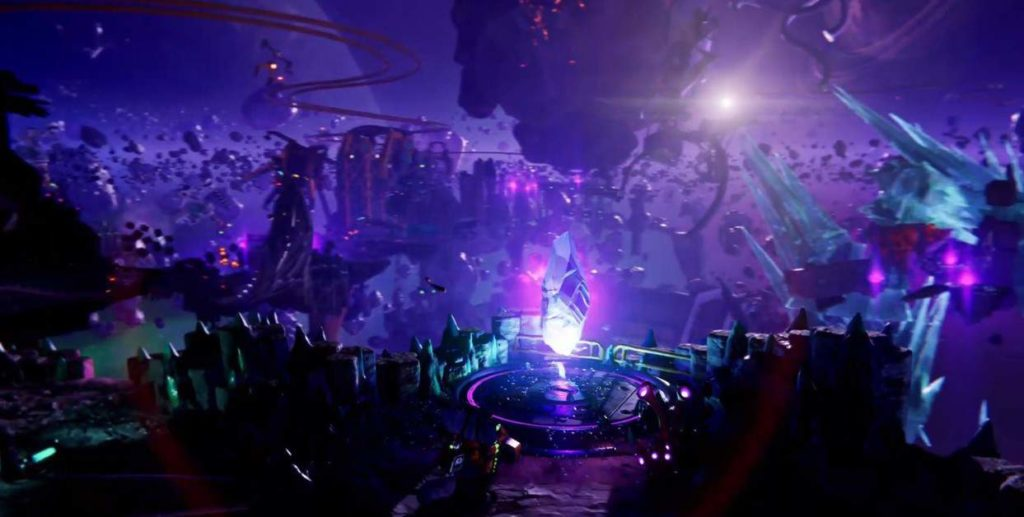 Ratchet & Clank: Rift Apart Blizon Crystal Locations