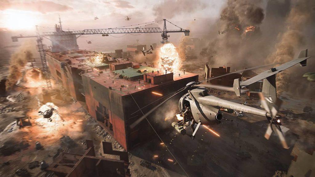 Rivelati gli specialisti di Battlefield 2042 e le loro abilità uniche